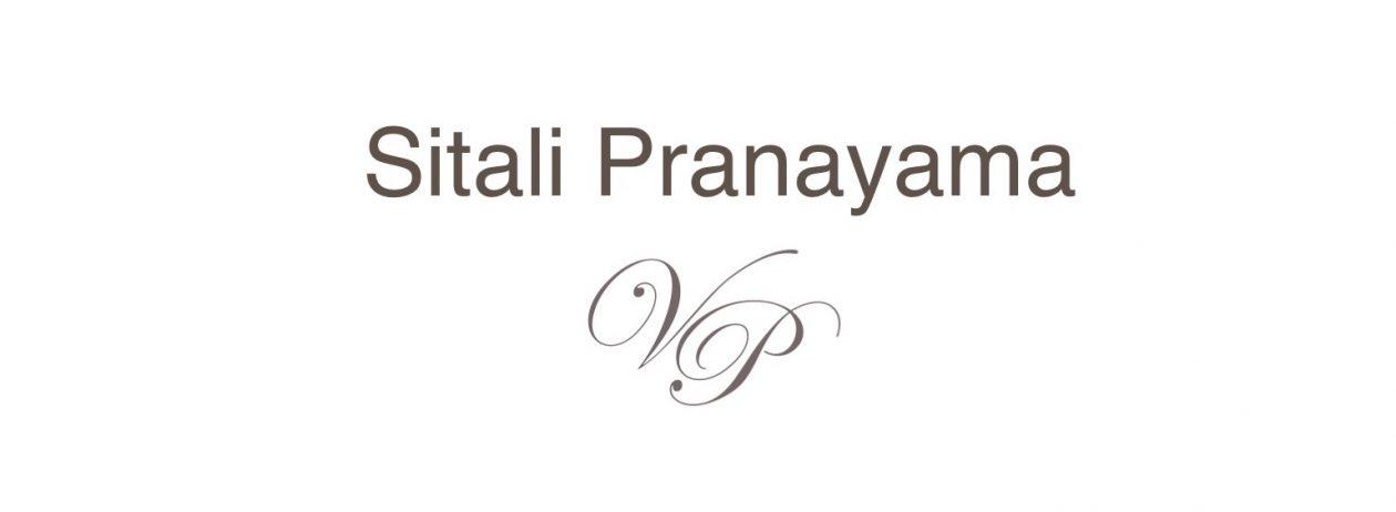 Sitali Pranayama (La respiration rafraichissante)